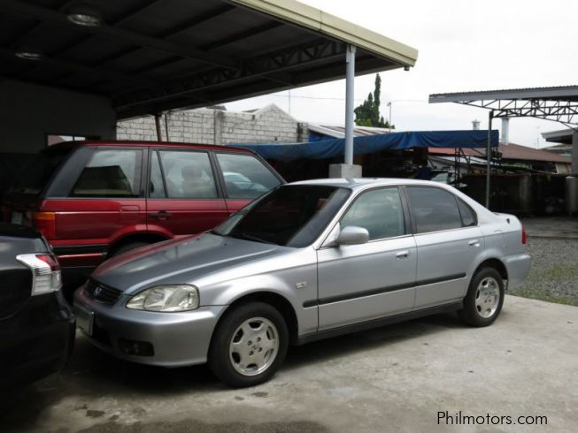 Used honda civic 2000 civic for sale pampanga honda for Used 2000 honda civic