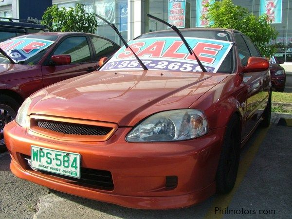 Used Honda Civic Sir 2000 Civic Sir For Sale Muntinlupa City Honda Civic Sir Sales Honda