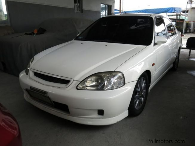 Used honda civic vti 2000 civic vti for sale pampanga for Used 2000 honda civic