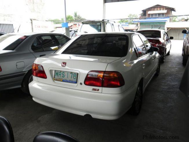 Used Honda Civic VTi | 2000 Civic VTi for sale | Pampanga ...