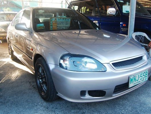 Used honda civic vtec 2000 civic vtec for sale pasay for Used 2000 honda civic