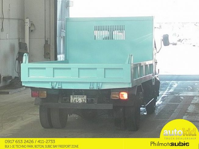 Used Isuzu Forward 6w 6he1 Dumptruck 10ft 2000 Forward