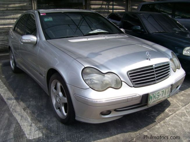 Used mercedes benz c320 2000 c320 for sale paranaque for Mercedes benz greenway used cars