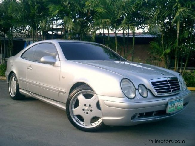 Used mercedes benz clk 320 2000 clk 320 for sale cebu for Mercedes benz clk500 for sale