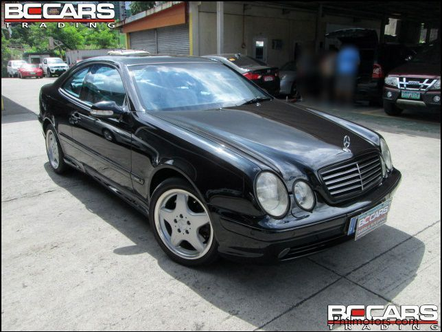 Used Mercedes Benz Clk 430 2000 Clk 430 For Sale Pasig