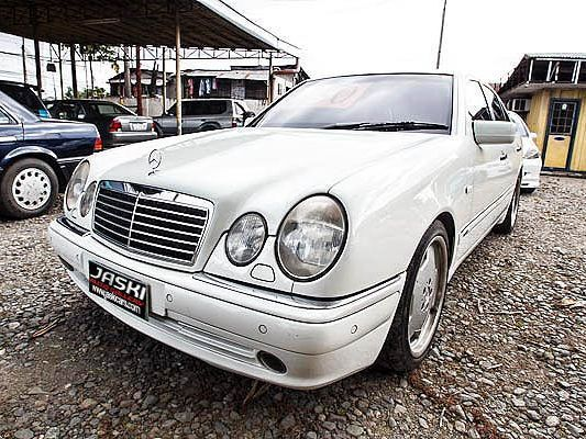 Used mercedes benz e55 2000 e55 for sale cebu mercedes for Mercedes benz price philippines