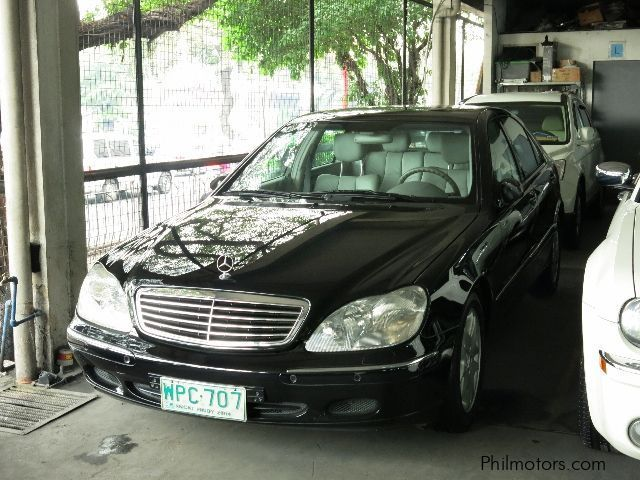 Used Mercedes Benz S320 2000 S320 For Sale Makati City