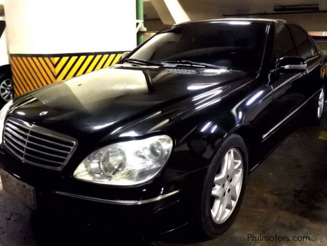 Used mercedes benz s320 2000 s320 for sale pasig city for Mercedes benz s320 price