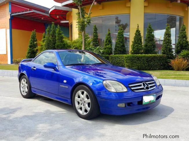 Air Mileage Calculator >> Used Mercedes-Benz SLK 230 | 2000 SLK 230 for sale ...