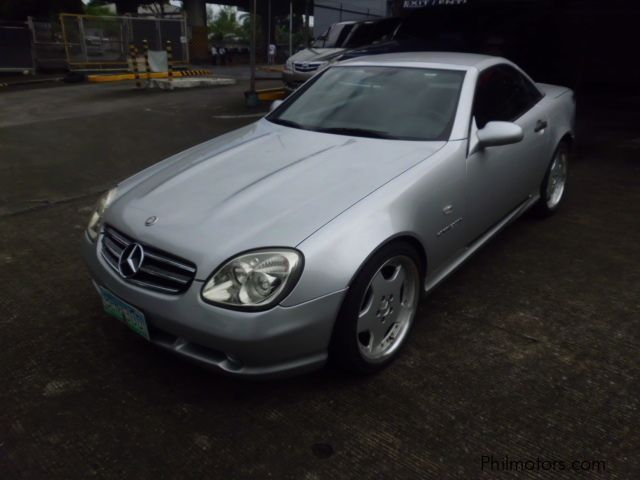 Used mercedes benz slk230 2000 slk230 for sale for Mercedes benz slk230