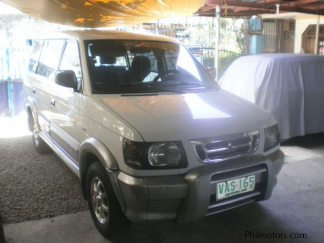 Mitsubishi Adventure Super Sport in Philippines