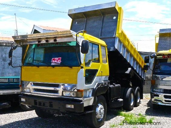 Auto Supply Business For Sale Philippines: Used Mitsubishi Dump Truck