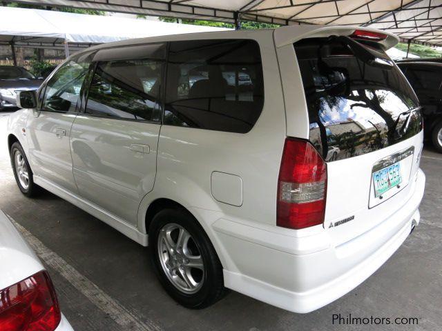 Used Mitsubishi Grandis Chariot