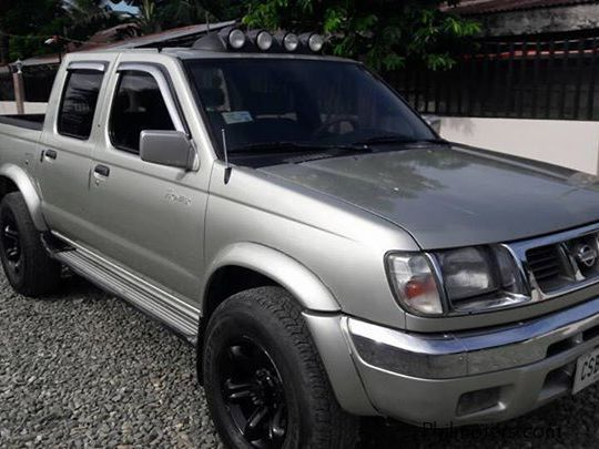used nissan frontier 2000 frontier for sale rizal. Black Bedroom Furniture Sets. Home Design Ideas