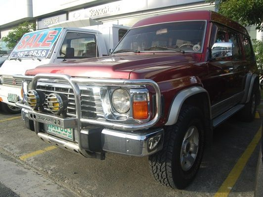 Used Nissan Safari 2000 Safari For Sale Muntinlupa