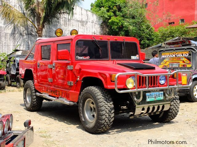 Used Owner Type Hummer 2000 Hummer For Sale Cavite