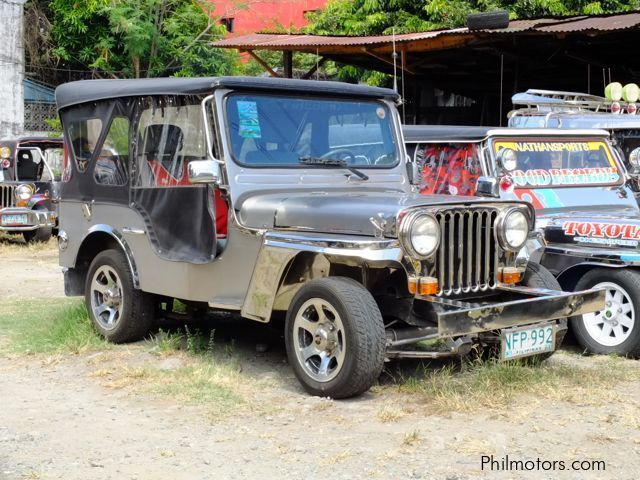 Owner Type Jeepneyin Philippines