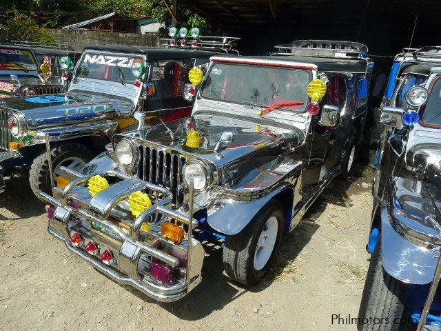 Used Owner Type Jeepney | 2000 Jeepney for sale | Cavite ...