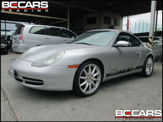 Used Porsche 911 2000 911 For Sale Pasig City Porsche