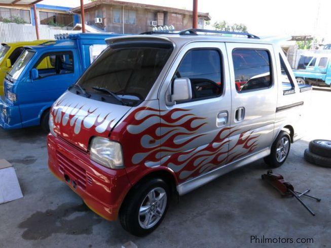 Used Suzuki Multicab 2000 Multicab For Sale Cebu