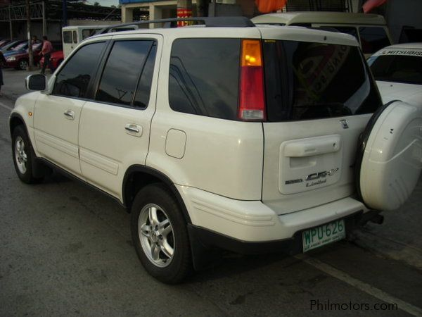 used honda crv limited edition 2001 crv limited edition for sale quezon city honda crv. Black Bedroom Furniture Sets. Home Design Ideas