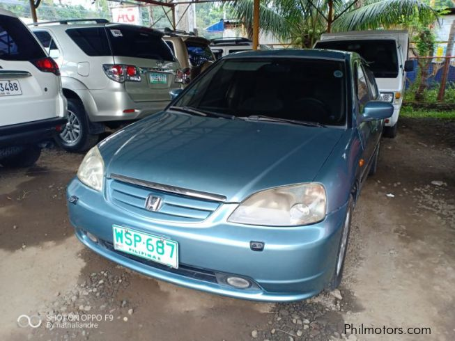 Honda Civic vti in Philippines
