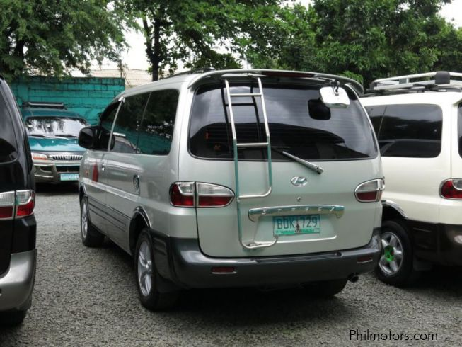 Used Hyundai Starex 2001 Starex For Sale Quezon City