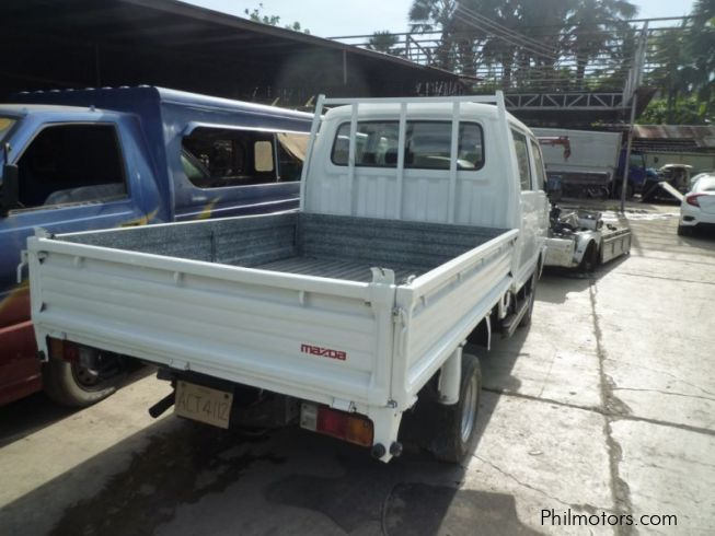Used Mazda Bongo Double Cab 4x2 R2 Engine | 2001 Bongo Double Cab 4x2 R2 Engine for sale | Cebu ...