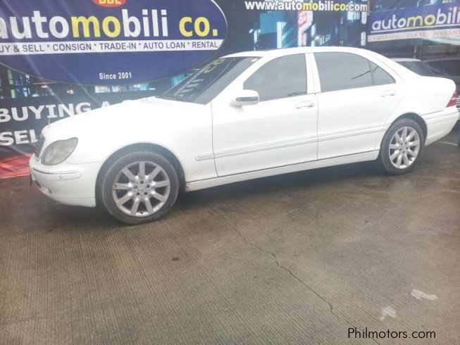 Used Mercedes Benz 320 S 2001 320 S For Sale Paranaque