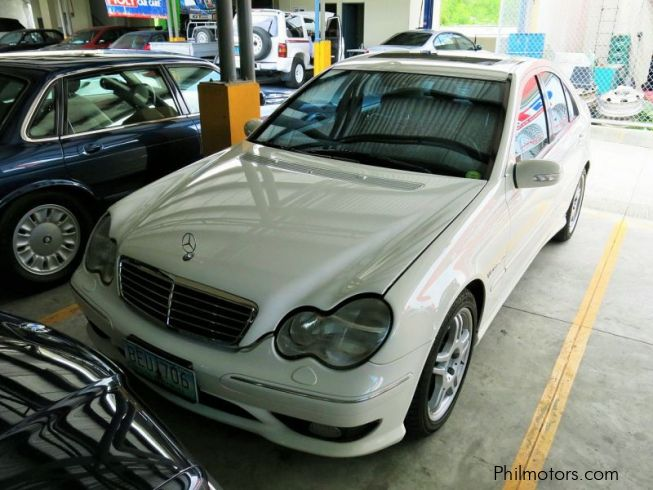Used Mercedes Benz C32 2001 C32 For Sale Muntinlupa