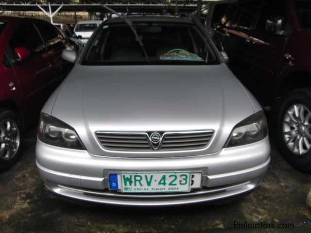 Used Opel Astra Station Wagon | 2001 Astra Station Wagon for sale | Makati City Opel Astra ...