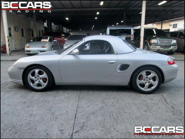 Used Porsche Boxster S 2001 Boxster S For Sale Pasig