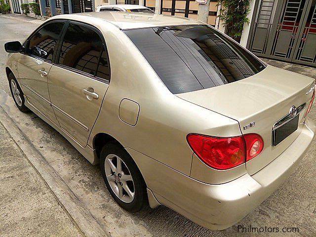 Used Toyota Altis 2001 Altis For Sale Quezon City