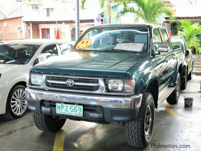 2001 Hilux For Sale
