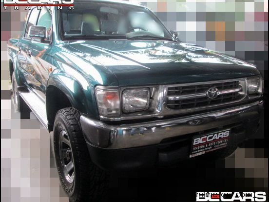Metro Auto Sales >> Used Toyota Hilux sr5 | 2001 Hilux sr5 for sale | Pasig City Toyota Hilux sr5 sales | Toyota ...