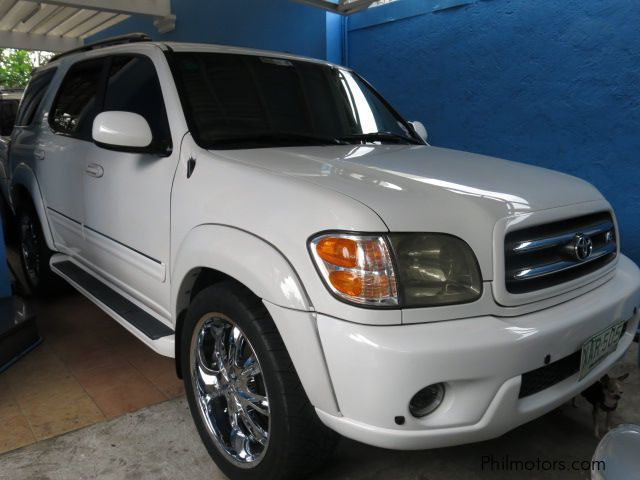 used toyota sequoia 2001 sequoia for sale las pinas city toyota sequoia sales toyota. Black Bedroom Furniture Sets. Home Design Ideas