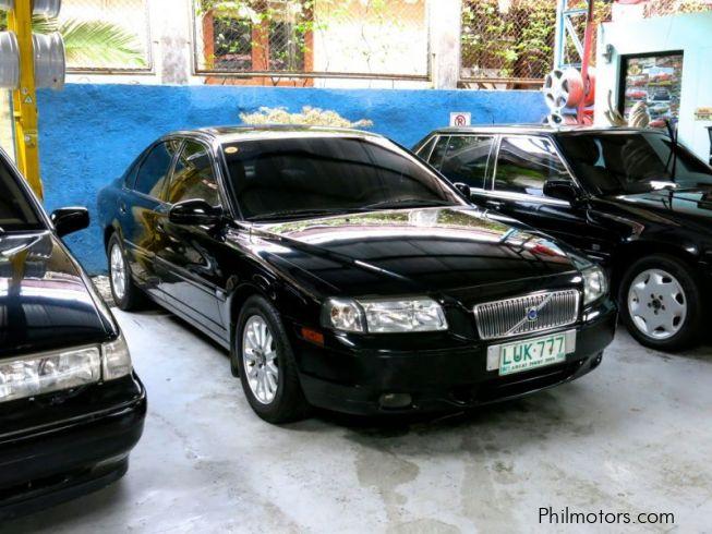 Used Volvo s80 | 2001 s80 for sale | Quezon City Volvo s80 sales | Volvo s80 Price ₱300,000 ...