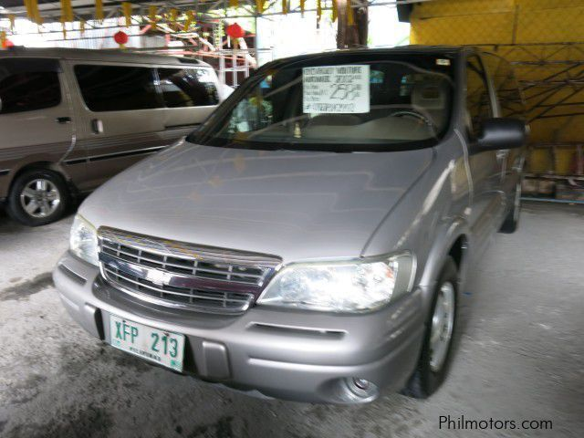 used chevrolet venture 2002 venture for sale pasay. Cars Review. Best American Auto & Cars Review