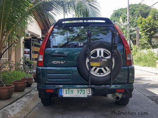 Used Honda CR-V 2nd Generation   2002 CR-V 2nd Generation ...