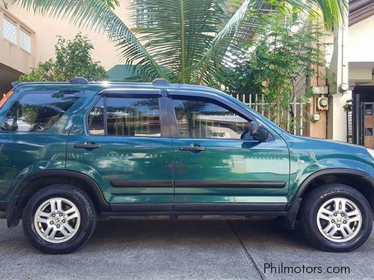Used Honda CR-V 2nd Generation | 2002 CR-V 2nd Generation ...