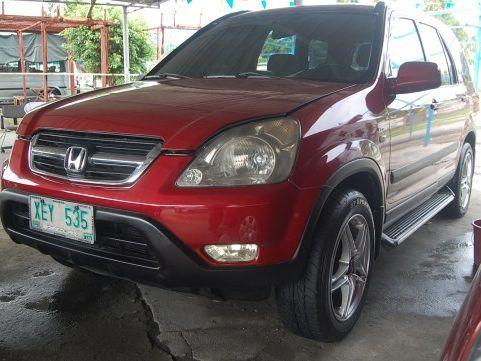 Honda Crv Gen 1 For Sale Philippines >> Used Honda CRV | 2002 CRV for sale | Pasay City Honda CRV sales | Honda CRV Price ₱448,000 ...