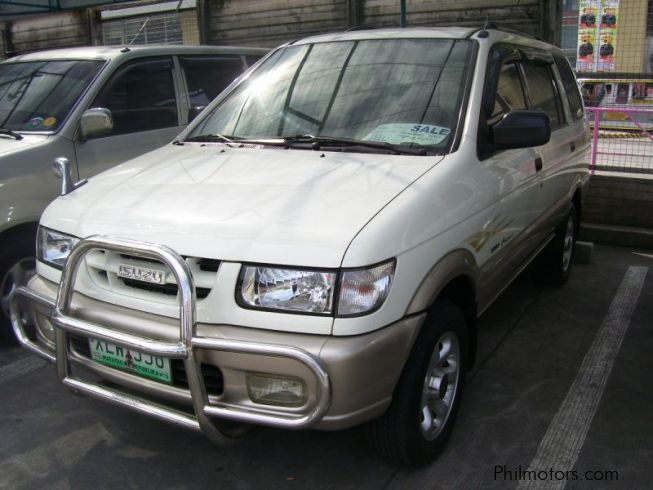 Used Isuzu Crosswind Xto 2002 Crosswind Xto For Sale