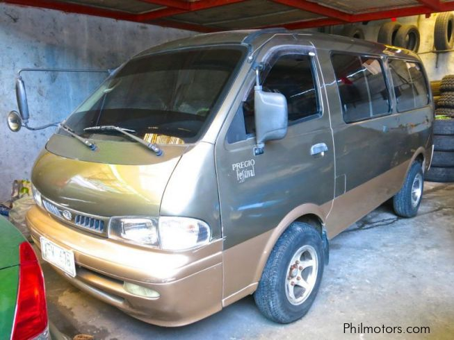 Used Kia Pregio Festival 2002 Pregio Festival For Sale