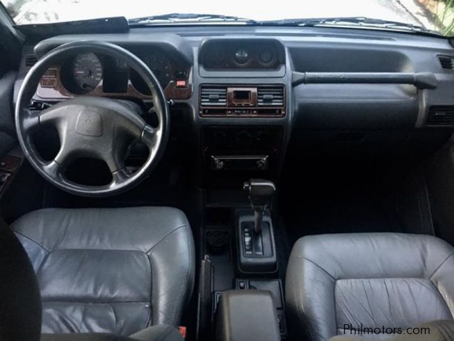 Used Mitsubishi Pajero Fieldmaster