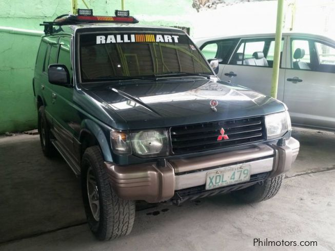 used mitsubishi pajero 2002 pajero for sale cavite. Black Bedroom Furniture Sets. Home Design Ideas