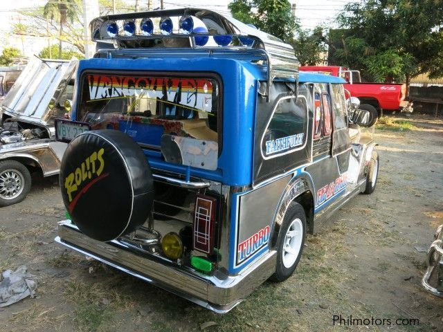 Used owner type jeepney 2002 jeepney for sale cavite for Used car motors for sale