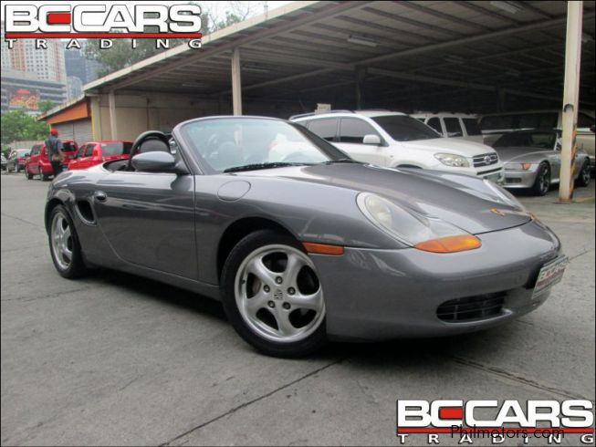 Used Porsche Boxster 2002 Boxster For Sale Pasig City