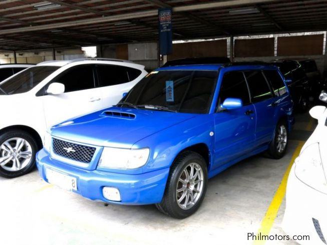 Used subaru forester 2002 forester for sale pasig city for Used subaru motors for sale