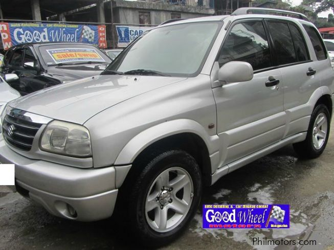 used suzuki grand vitara 2002 grand vitara for sale. Black Bedroom Furniture Sets. Home Design Ideas