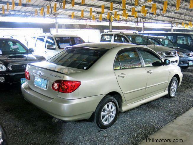 Used Toyota Altis E 2002 Altis E For Sale Pasay City